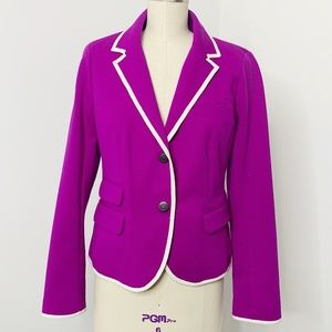 GAP - Academy Blazer - Pink/Purple